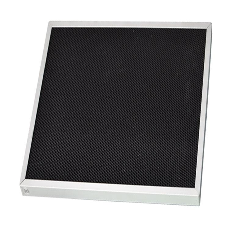 活性炭过滤网(铝蜂窝覆涂)